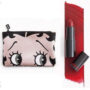 Betty Boop Bag & Lipstick